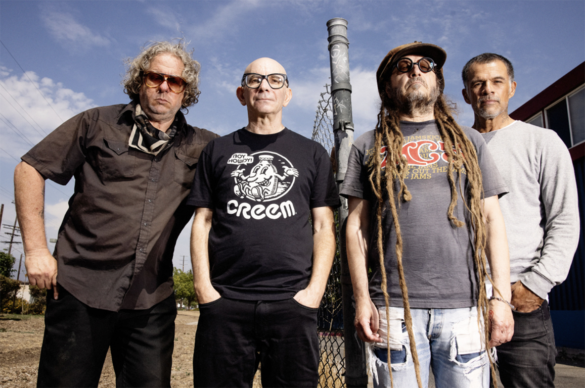 Circle Jerks Add New 2022 Dates To First Tour in 15 Years
